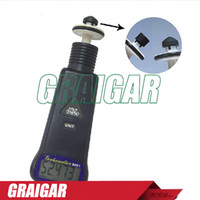 Wholesale 8001 Contact Tachometer Pocket size Tachometer AZ digital Tachometer