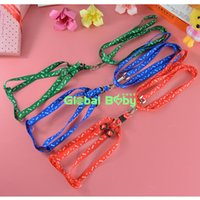 Wholesale New Nylon Bone Printing Dog Pet Leashes and Harnesses