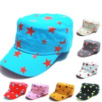 Wholesale fashion Military hats Caps Army Hat women s baseball caps Adjustable outdoor
