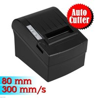 Wholesale High Speed POS Thermal Receipt Printer mm Auto Cutter USB Ethernet Serial mm s ems