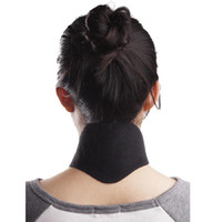 Cheap Factory Price!!! 500pcs Health Care Self Heating Tourmaline Magnetic Neck Heat Therapy Support Belt Wrap Brace Massager Free Shipping