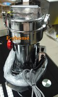 Wholesale 500g portable grinder flood stand super power herb grinder pulverizing machine mill herb pulverizer multifunction dried food