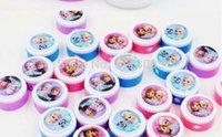 Wholesale Wholesales in Box Kids Anna Elsa School Stationery Frozen Theme Pencil Sharpener