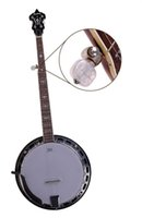 Wholesale 2014 New Arrival strings Banjo Ukulele Handmade High Quality Selected Spruce Body string banjo