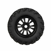 for spare parts for car - 2Pcs RC Car Wheel Rim and Tire for Traxxas HSP Tamiya HPI Kyosho RC Car Spare Part order lt no track