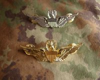 air force money - The United States Air Force badge metal badge badge flying skill chapter