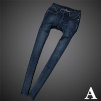 best slimming tights - 2015 Latest Style Womens Jeans Best Selling in China Slim High Quality Jeans Fashion Charm Belt Sexy Pure Color Tight The