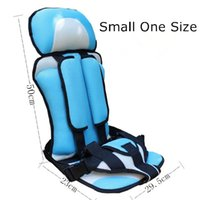 Wholesale Small Size Portable Baby Child Car Safety Booster Seat Cover Harness Cushion Certificated For Years