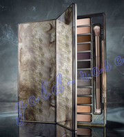 palette - HOT Makeup NUDE Smoky Palette Color Eyeshadow Palette g High quality DHL GIFT