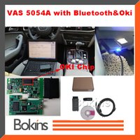 Wholesale Full Chip VAS A With OKI Chip ODIS Version VAS5054 with OKI VW VAS5054A Diagnostic Tool