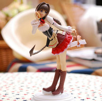 big breads - Japan Anime Shining Hearts Action Figure Bread Neris Figure Collection Model Toy