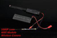 application monitors - 2015 Newest Wireless Wifi Spy Camera Mini P WIFI Camera Camcorder P Lens Application HD Network Camera Monitoring module