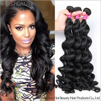 Cheap Brazilian Hair Hair products Best Loose Wave 12-32 Brazilian hair weave