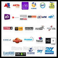 Wholesale Euro Stable server cccam Cline for year validity Support Sky German Sky UK SKY it Bein Sport ect
