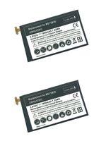 atrix hd - 2pcs mAh EB20 VDC Replacement Li Polymer Battery For Motorola Droid RAZR SNN5899 SNN5899A SNN5899B XT910 XT912 T5 Atrix HD MB886