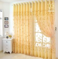 Wholesale Luxury Ready Made Curtains and Tulle for Living Room Shade Organza Fabric Curtain for Hotel Custom Made Curtains