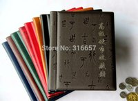 Wholesale 1509 Coin Album pages units Coin Collector Album for Coins Commemorative Money Storage Holder Book Album de Monedas