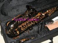 alto saxophone cases - Selmer Alto Saxophone with Case Golden Tenor Saxophone Best Musical instruments Hot