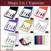 Cheap magic 3 in 1 vaporizer Best Wax dry herb