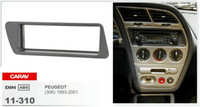 Wholesale CARAV Top Quality Radio Fascia for PEUGEOT Stereo Fascia Dash CD Trim Installation Kit