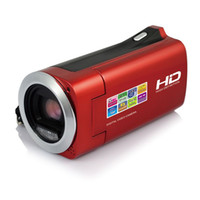 Wholesale On Discount HD P Digital video camera with MP CMOS Sensor quot LCD x digital zoom digital camcorder