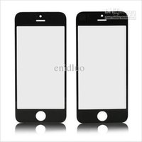 Cheap High Quality Front Outer Touch Screen Glass Replacement For iPhone 4 4s 5 5s 5c Free DHL EMS