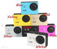 Cheap 30M Waterproof A9 Action Camera 1080P Full HD 5MP 140 Wide Angle Mini Cam Camcorder Action Video Recorder Gopro SJ4000 Style