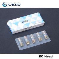 Acheter Eleaf melo-Origine Eleaf CE Head Ijust 2 atomiseur Melo Réservoir Bobines Head 0.3ohm 0.5ohm 100% coton biologique Coil Head