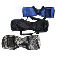 Wholesale Blue black camouflage inch two wheels self balancing electric smart scooter bag balance car bag electronic scooter carry bag
