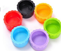 Wholesale Silicone Bottle Caps Tops Wine Beer Caps Saver Custom Beer Bottle Lids Silica Gel Cover Caps