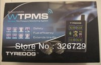 Wholesale Real and Wireless TPMS Tyredog TPMS TD1400 AX wheel model avoid tire burst give alarm in advance