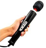ac vibrators - 2015 Real Limited Sex Shop Dildo Magic Wand Massager Function Ac Power Av Vibrator Body Sex Toy Hitach