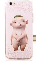 apple hu - Monster Hunt Hu Ba Vampire Killers record iphone6 phone shell protective sleeve TPU soft shell painting s sets