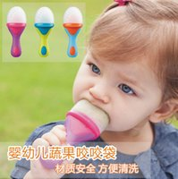 american vegetables - American boon baby toy and baby teether infant fruits and vegetables bite bags baby product of silicone bags baby teether