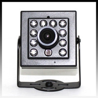 Wholesale security cctv camera mini camera with mm lens ir leds original sony ccd tvl tvl