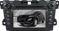 mp3 mp4 touchscreen - 7inch Touchscreen Monitor Car DVD Player for Mazda CX GPS Navigator Stereo Multimedia with Support Bluetooth