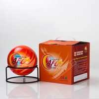 Wholesale Fire extinguisher ball car using fire extinguisher auto dry fire extinguisher ball