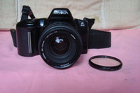 camera lens minolta - Product phase function well Minolta XI MM lens camera with detail there