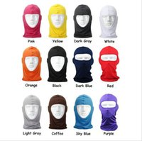 Wholesale Windproof Winter Sport Face Mask Balaclava Hat for Cycling Skiing Snowboarding Brand New Good Quality