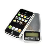 axle weight - 100g x g Mini Digital Jewelry Diamonds Balance Weight Lab Gold Pocket Scale For iPhone Pocket LCD