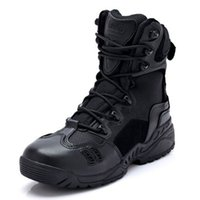 Cheap Magnum Military Tactical Boots men Desert Combat Outdoor Army Hiking Travel Camouflage Botas Shoes Leather High Ankle Boots Male