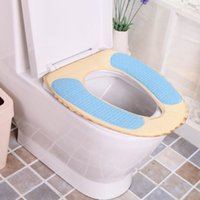 accord pad - Random colors PU waterproof toilet mat limited selling models warm sucker select shipping methods according to potty pad