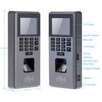 fingerprint door access - Biometric Fingerprint Keypad Door Access Control And Time Attendance Terminal Color Screen quot TFT USB LCD S585