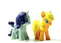wholesale action figures - 12 new little pony anime pvc action figure horse pony toys for boys girls kid christmas gifts Nightmare Moon Princess Celestia