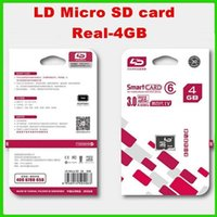 Wholesale 80pcs with retail package Real Capacity Memory Cards GB Class SDXC TF Micro SD Card Tested Through H2testw