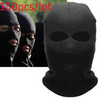 Wholesale 150pcs Fedex Gear XS Unisex Winter Warm Full Face Mask Cover Neck Guard Scarf CS Shield Ski Cycling