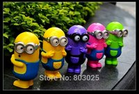 Wholesale 120 Despicable Me Minions Mini Summer Cooling Fans Plug in Electric Portable Mini Fans