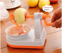 automatic fruit peeler - Apple peeler creative folding stainless steel fruit peel automatic peeling machine