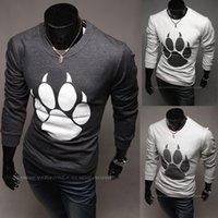 raglan shirt - Mens Long Sleeve T Shirt fashion raglan sleeved shirts design man necessary self cultivation clothes