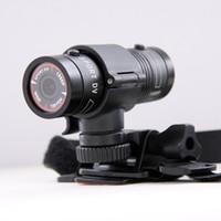Wholesale Mini F9 MP HD P H Waterproof Sports DV Camera Camcorder Car DVR Outdoor Bike Helmet